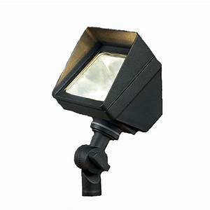Flood lights for lawn : Portfolio landscape flood light at lowes