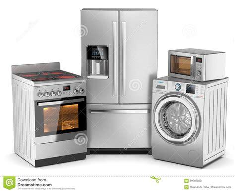 Home Appliances Stock Illustration  Image 59707020