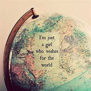 Shop the World ... World Globe Quotes
