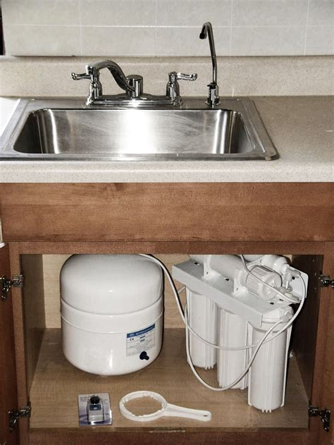 under sink ro 4 reverse osmosis water filter options to choose from