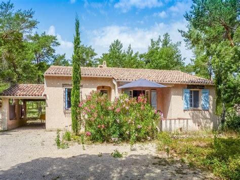 maison a vendre dans le var maison 224 vendre en paca var tourtour villa de 2 chambres avec terrasses terrain dans un