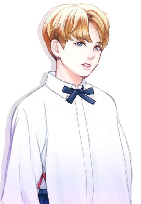 jungkook anime art 322 best bts jungkook jeon jungkook images on
