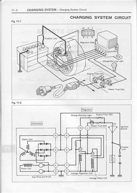 ra   wiring diagram voltage regulator