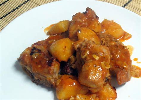 receta de conejo al ajillo  salsa unarecetacom