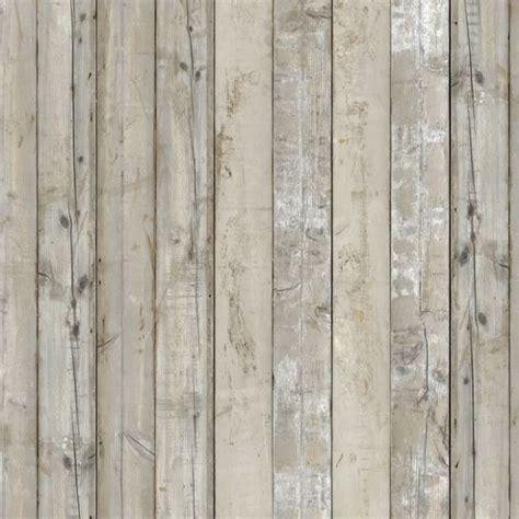 papier peint planches en bois blanc scrapwood
