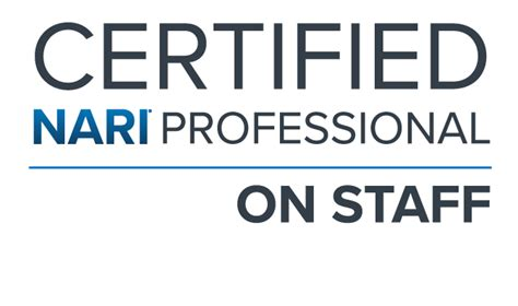 For more than 30 years, we've been. Certifications - The Cleary Company