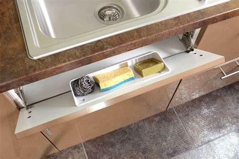amenagement meuble sous evier ranger la cuisine astuces et produits malins cuisine