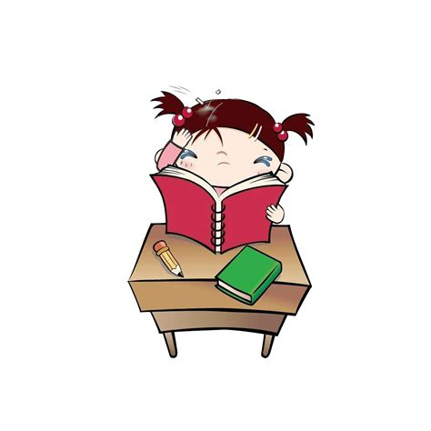 11829 student clipart png 21 best reading a book on table clipart find