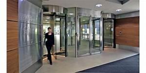 Besam Porte Automatique : portes tournantes compactes assa abloy assa abloy ~ Premium-room.com Idées de Décoration