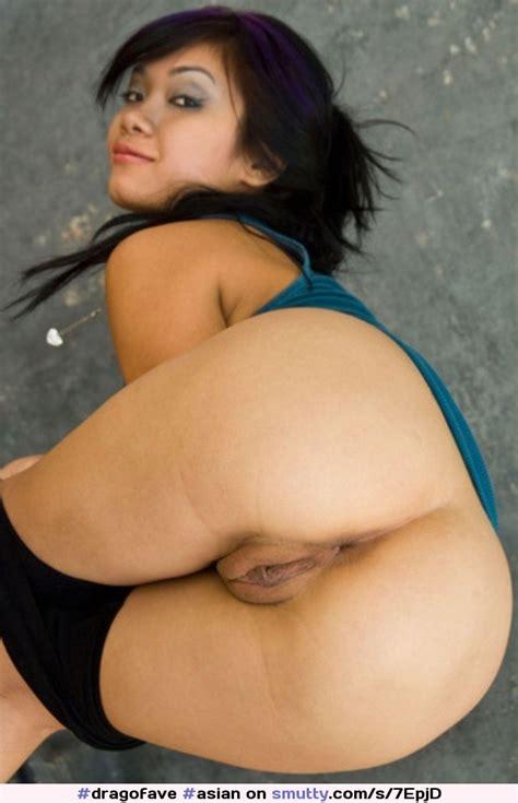 Asian Darkhair Sexy Hot Cute Beautiful Bottomless