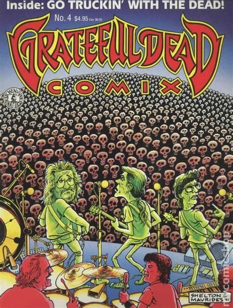 grateful dead comix  st series comic books