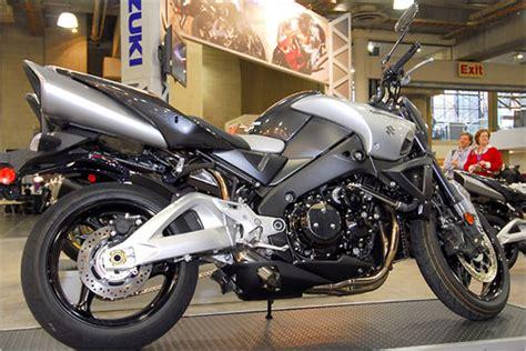 Sepeda Monor Ninyja by Suzuki B King Otomotif