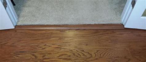 installing transitions  carpet doityourselfcom