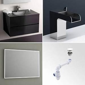 good meuble 80x60 3 pack promo meuble glass 75 noir With meuble 80x60