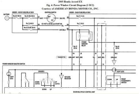 Honda Accord Door Lock Wiring Diagram by 2001 Honda Accord Motor Impremedia Net