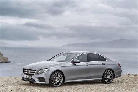 mercedes benz 2017 mercedes benz e class appeared undisguised