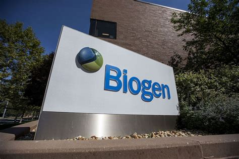 biogen earnings spinraza faces  rough ride bloomberg