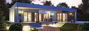 Fertighaus Bungalow Modern : zukunftssicheres haus wohnen auf einer ebene der ~ Sanjose-hotels-ca.com Haus und Dekorationen
