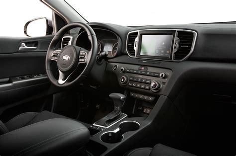 kia sportage 2017 interior 2017 kia sportage suv ex awd interior carstuneup