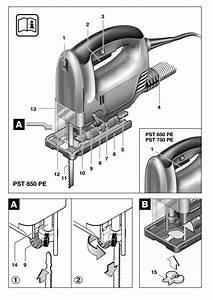 Lame Scie Sauteuse Bosch : changer lame scie sauteuse bosch pst 650 ~ Dailycaller-alerts.com Idées de Décoration