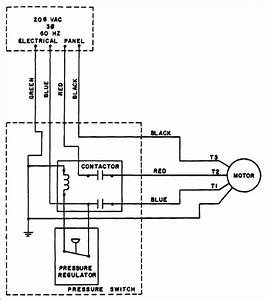 Craftsman Airpressor 220 Wiring With Diagram