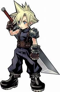 Image DFFOO Cloud Strifepng Final Fantasy Wiki