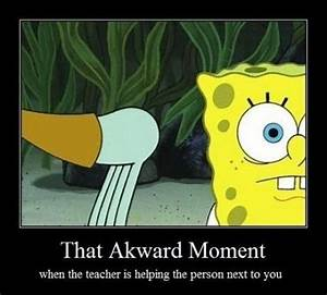 awkward moment when, funny quotes - Dump A Day