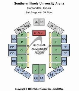 Siu Arena Tickets And Siu Arena Seating Chart Buy Siu