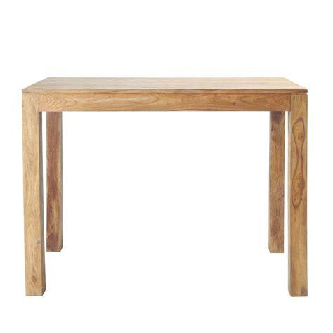 chambre de bébé vintage table haute de salle à manger en bois de sheesham massif l