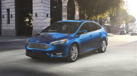 Ford Focus Colors by Color Options For The 2018 Ford Focus