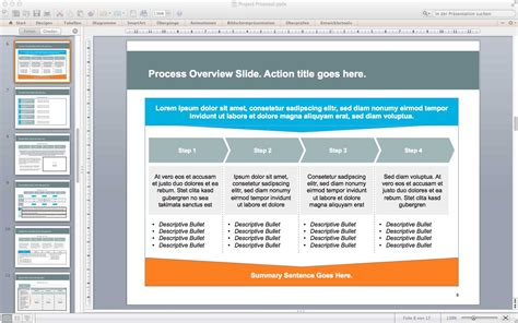 project proposal powerpoint template  piece