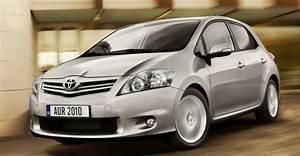 Next Auris  First Toyota With Bmw Diesel Engine