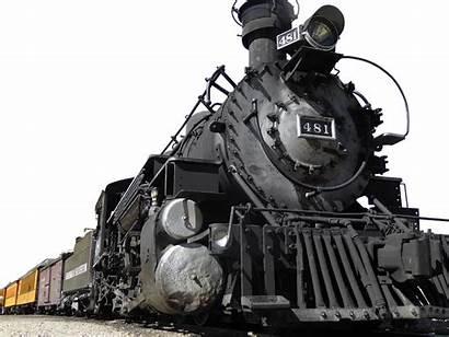 Train Steam Locomotive Railway Pull Certification Transparent