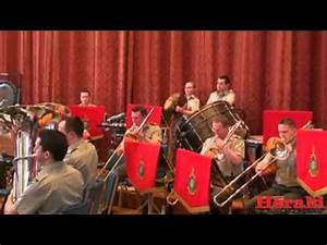 Band of Her Majesty's Royal Marines play Gibraltar - YouTube