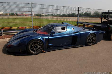 Maserati Mc12 Corsa by 2006 Maserati Mc12 Corse Review Supercars Net