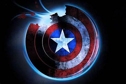 Captain Shield Wallpapers America Americas