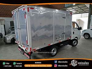 Bongo 2 5 K 2500 4x2 Cs Turbo Diesel 2p Manual 2018 - Gramado