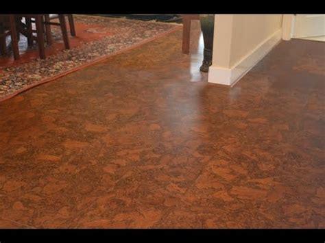 Cork Flooring  Cork Flooring Lowes  Youtube