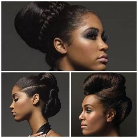 protective styling for relaxed hair best 25 protective hairstyles ideas on 5140