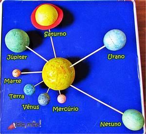 Vamos montar um sistema solar | Sistema solar