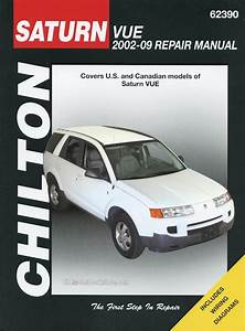 Saturn Vue Repair Service Shop Manual 2002-2009