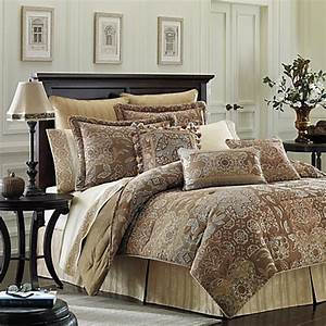 croscill heston comforter set bed bath beyond With bed bath and beyond luxury bedding