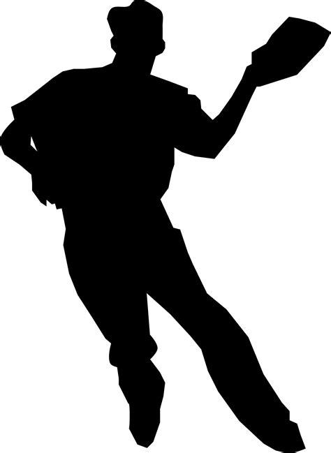 clipart baseball silhouette clipart baseball silhouette transparent