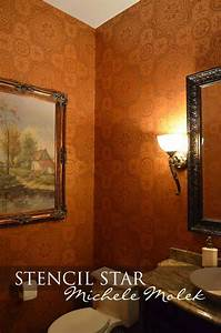 83 best stencil stars images on pinterest wall With what kind of paint to use on kitchen cabinets for dallas stars wall art