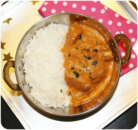 cuisine indienne facile rapide butter chicken poulet makhani kitchen
