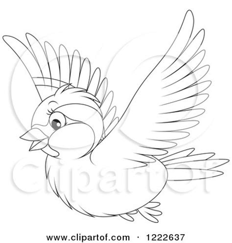 sparrow clipart black and white royalty free rf sparrow clipart illustrations vector