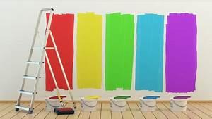 Farben Für Wände : so streichen sie richtig tipps tricks f r sch ne w nde ~ Frokenaadalensverden.com Haus und Dekorationen