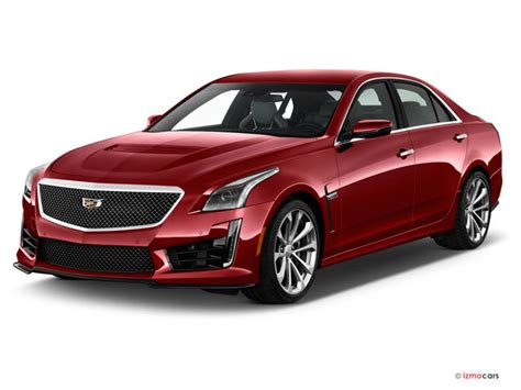 2018 Cadillac Cts Prices, Reviews, And Pictures