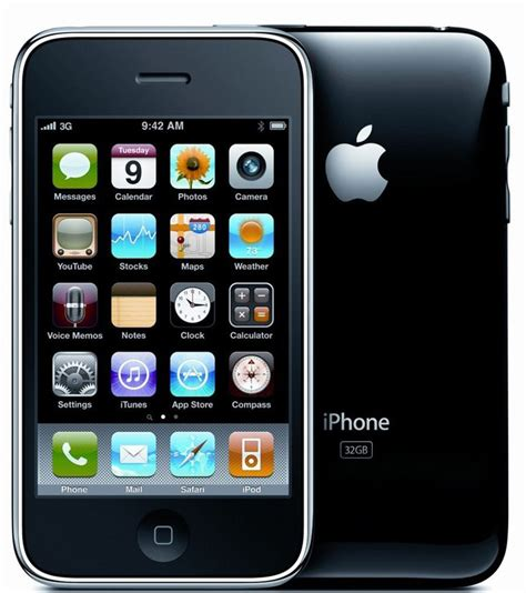 iPhone 3G Hardware and Software Features