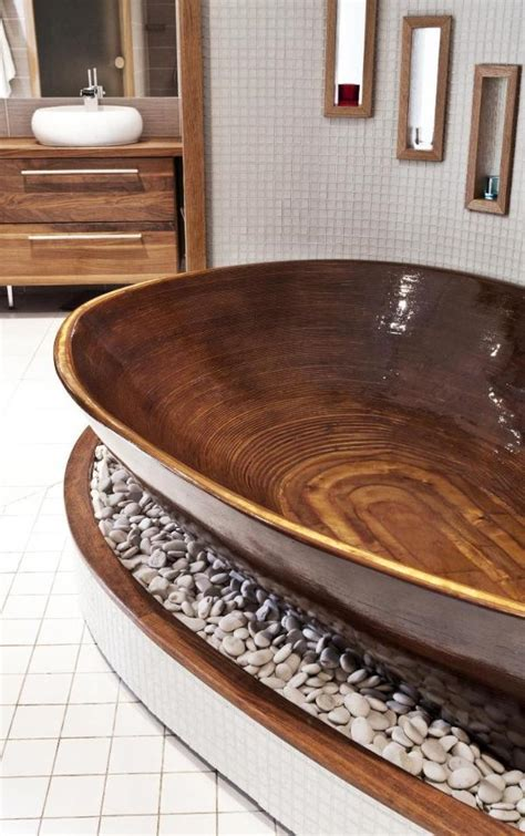wooden soaking tubs 30 relaxing and chill wooden bathtubs